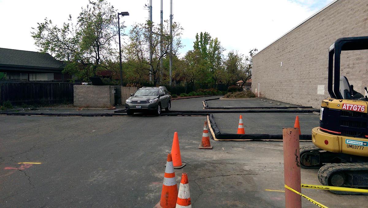Walmart hard surface DuraWattle.